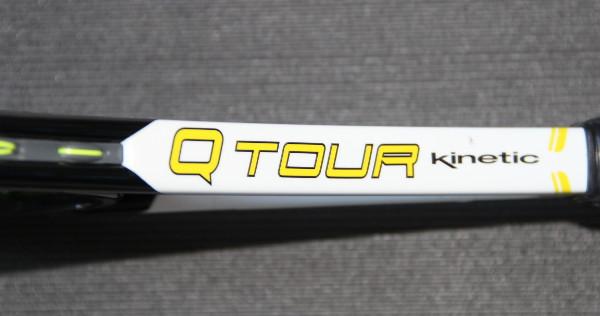 Profilé de la raquette de tennis ProKennex QTour 325