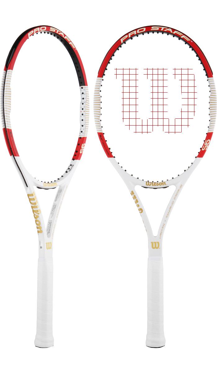 raquette de tennis wilson pro staff 95. Black Bedroom Furniture Sets. Home Design Ideas