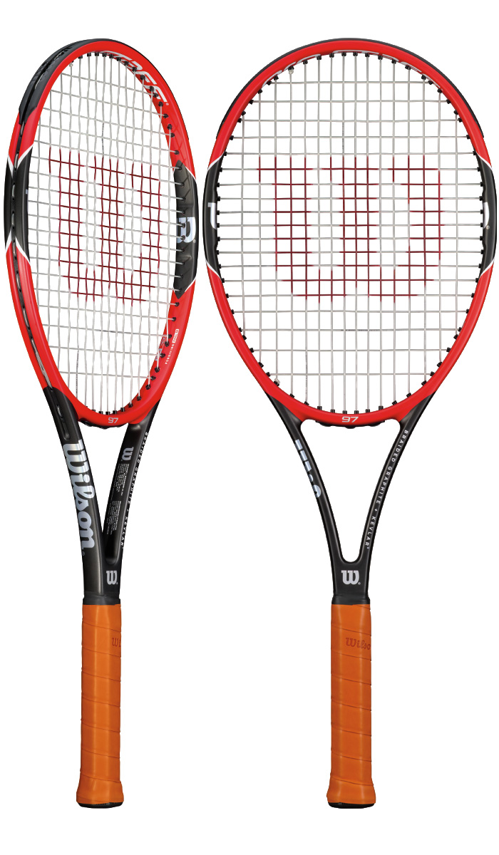 raquette de tennis wilson pro staff 97. Black Bedroom Furniture Sets. Home Design Ideas