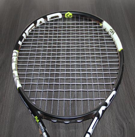 Raquette de tennis Head graphene XT speed MP - face