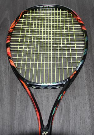 Raquette de tennis Yonex VCore Duel G100 de face