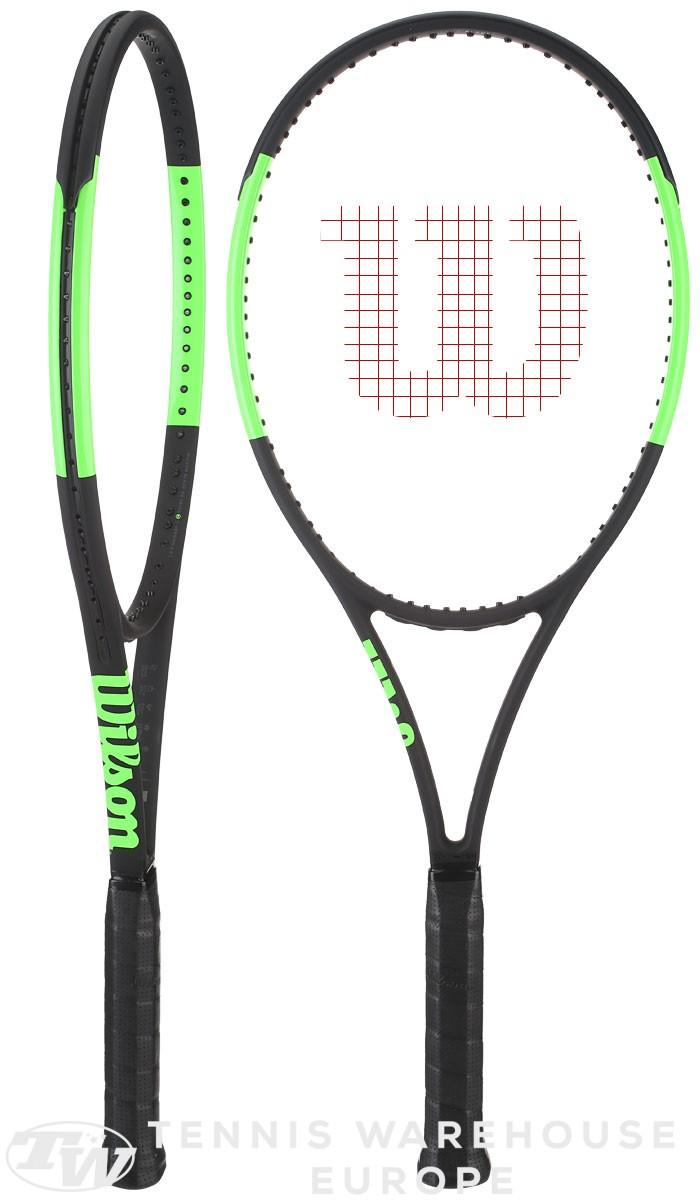 raquette de tennis wilson blade 98 cv 18x20