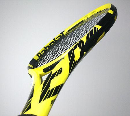 Raquette tennis babolat pure aero 2019 - Profil aérodynamique