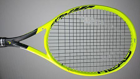 Raquette tennis Head Graphene 360 Extreme MP - vue de face
