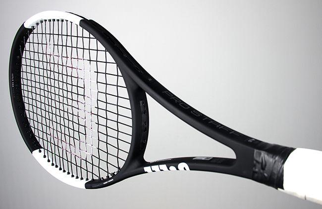 Raquette de tennis Wilson Pro Staff 97 CV Black-White